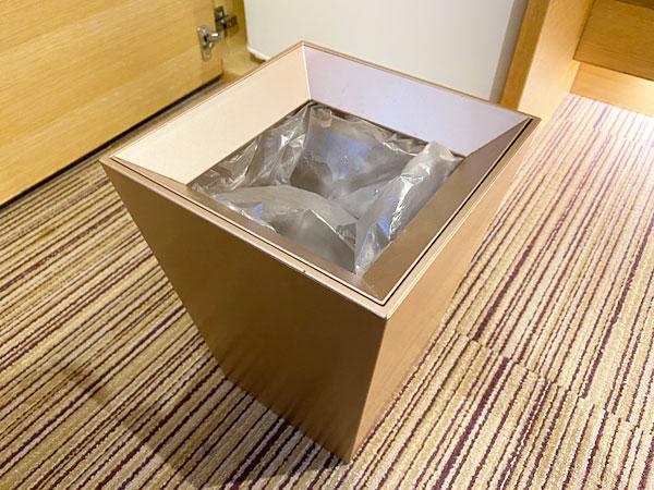 【USJシンギュラリホテル】ゴミ箱