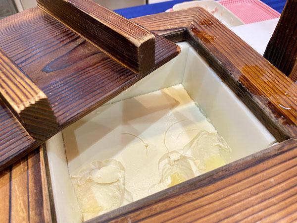 あったかとろーりの手作り豆腐