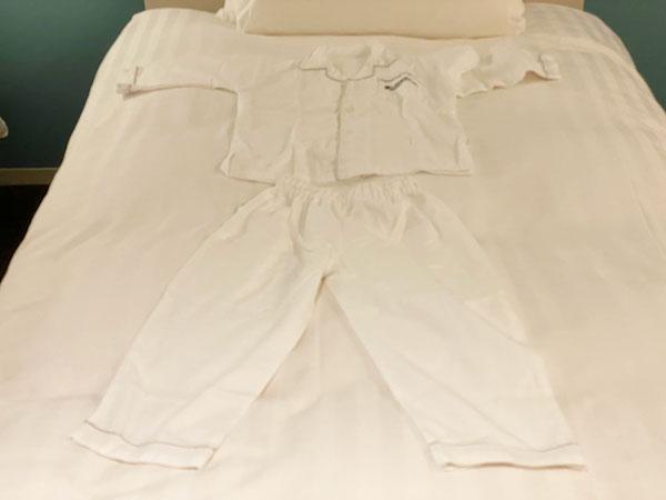 リーベルホテル・子ども用のパジャマ