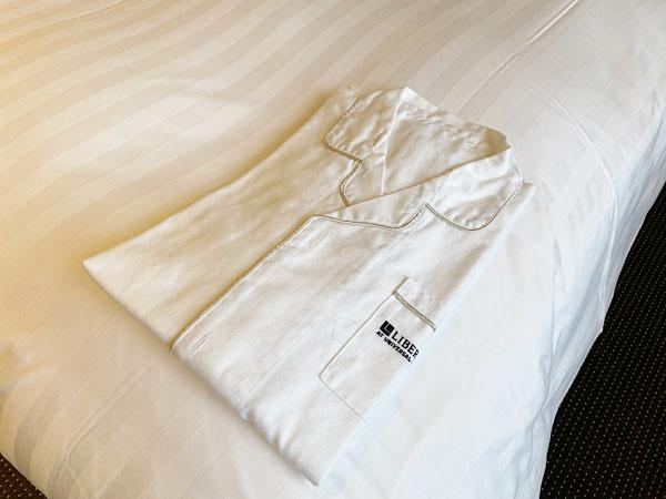 リーベルホテルのパジャマ