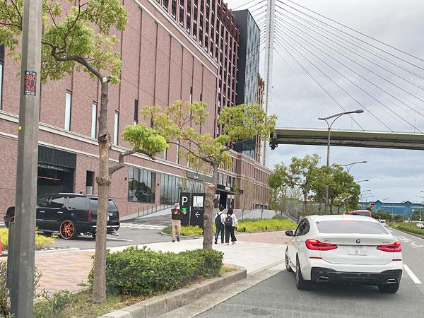 リーベルホテル駐車場の利用方法