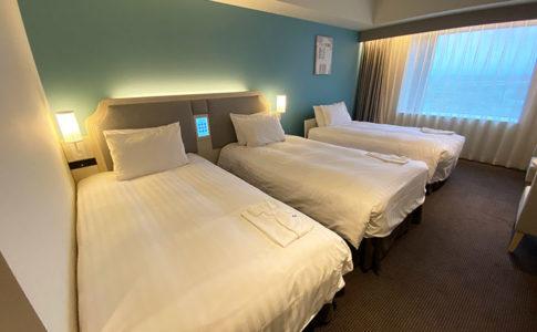 リーベルホテルの客室