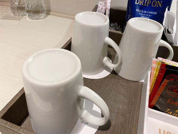 【リーベルホテルの部屋】マグカップ