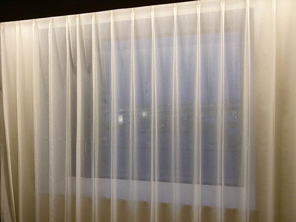 【リーベルホテルの部屋】カーテン
