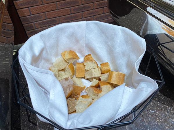 チーズフォンデュ用ブレッド
