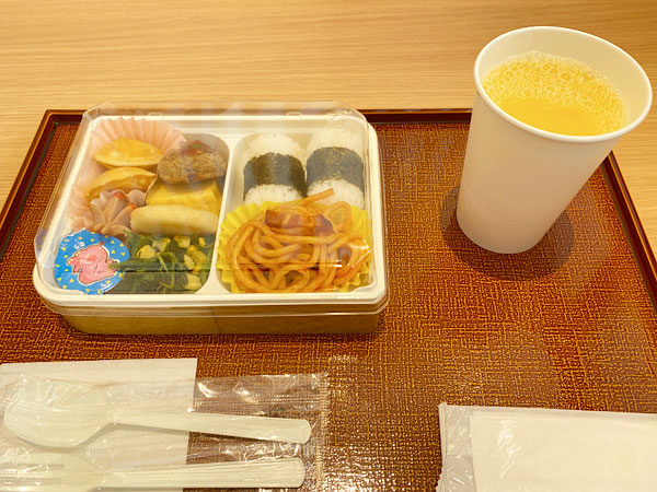 【シンギュラリホテル朝食】お子さまセット