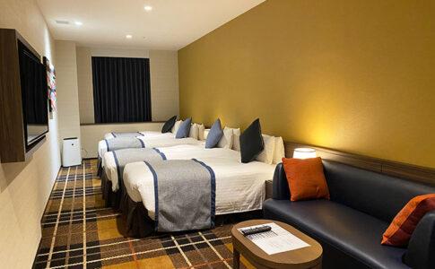 クインテッサホテル大阪ベイの部屋