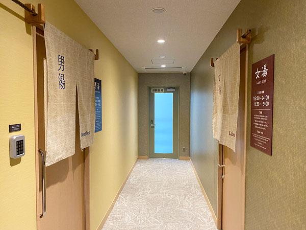 【ABホテル堺東】大浴場
