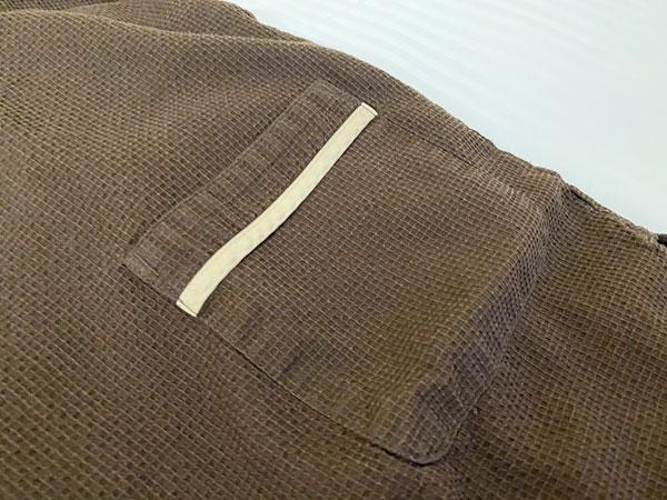 【ABホテル堺東】パジャマのポケット