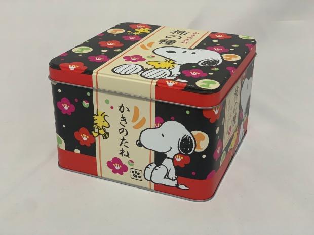 スヌーピーのお菓子