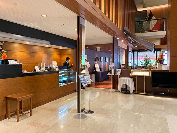 カフェレストラン「セリーナ」の外観写真