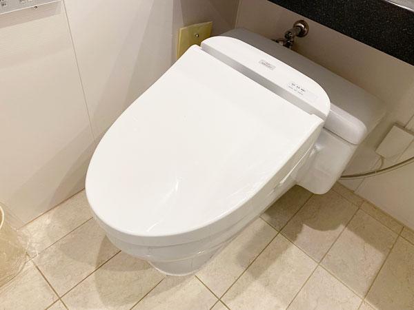 トイレ(リーガロイヤルホテル大阪)