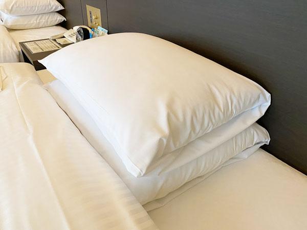 枕ふたつ(リーガロイヤルホテル大阪)