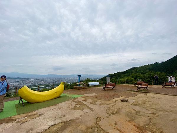 嵐山モンキーパーク山頂