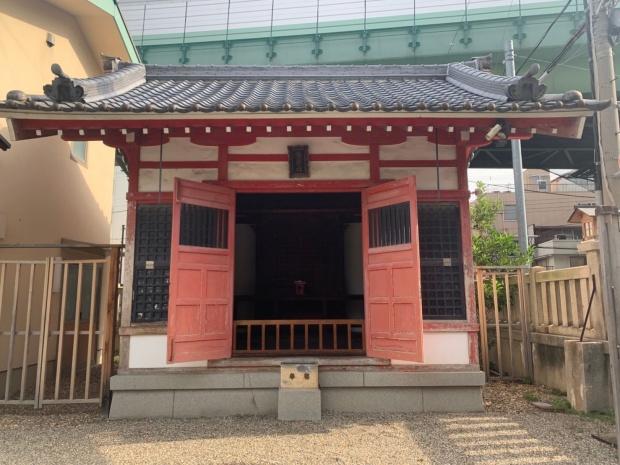今宮戎神社の稲荷神社