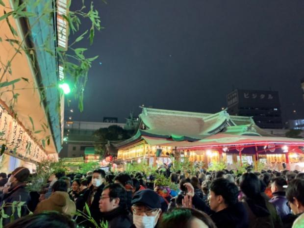 十日戎の今宮戎神社