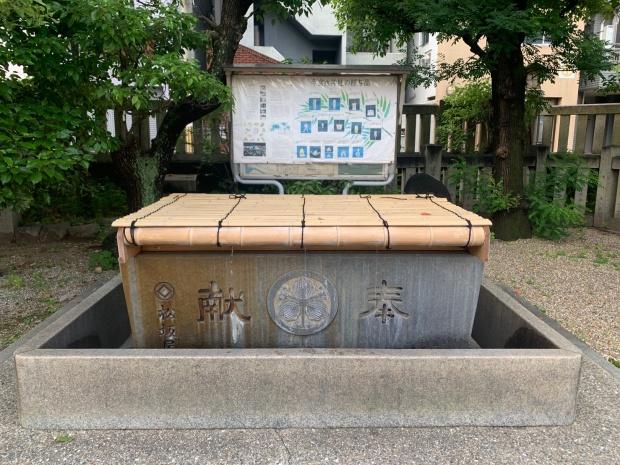今宮戎神社の柄杓