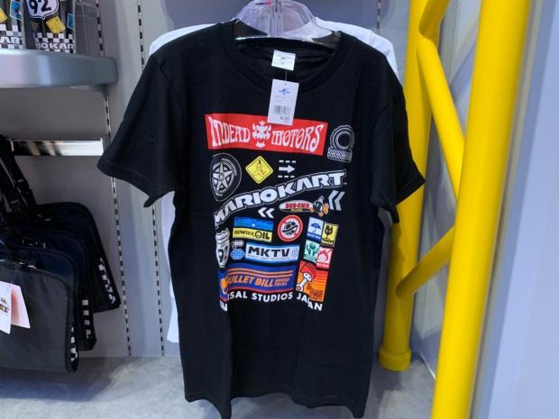 ニンテンドーグッズTシャツ