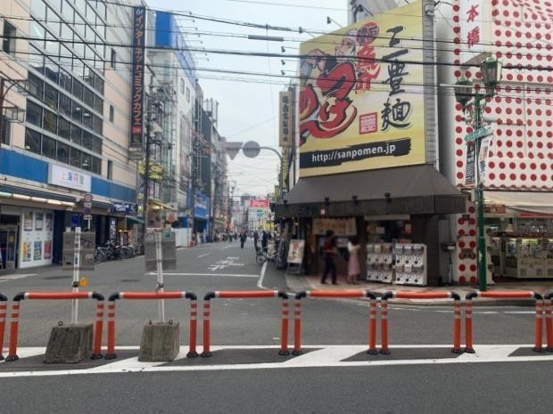 日本橋のまでの道のり