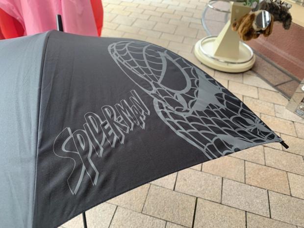 スパイダーマンの傘
