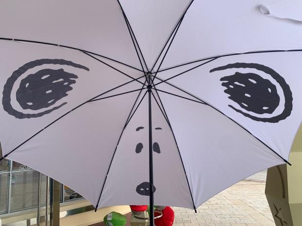 スヌーピーの傘