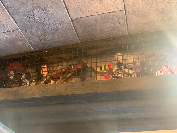 フィルチの没収品店の没収品