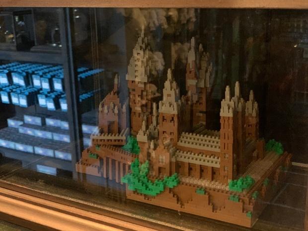 ホグワーツ城のレゴ