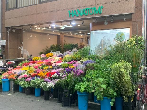 HANATOMI(花屋)