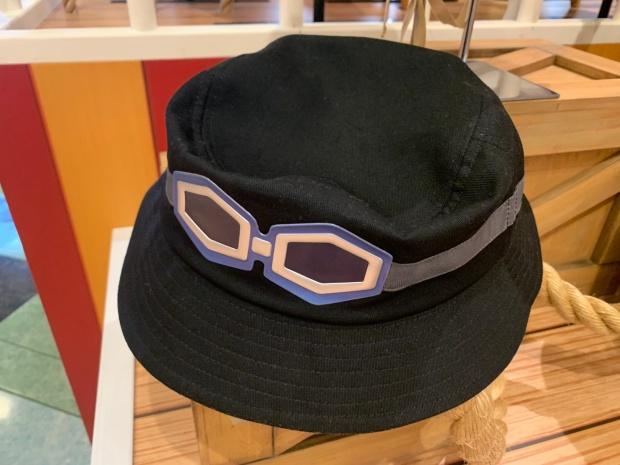 サボの帽子