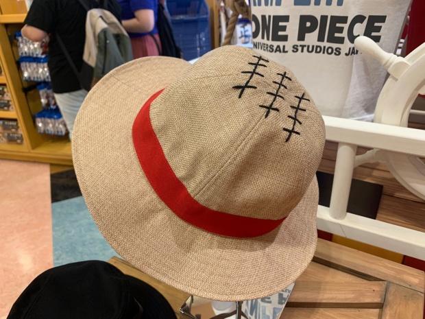 ルフィの帽子(布)