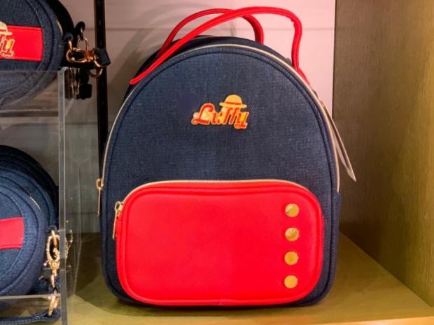 ルフィのバッグ
