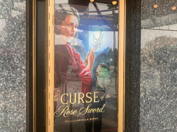シャーロックホームズのポスター