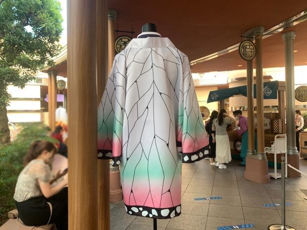 胡蝶しのぶの羽織