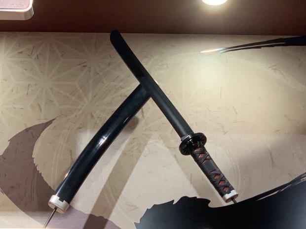 炭治郎の日倫刀