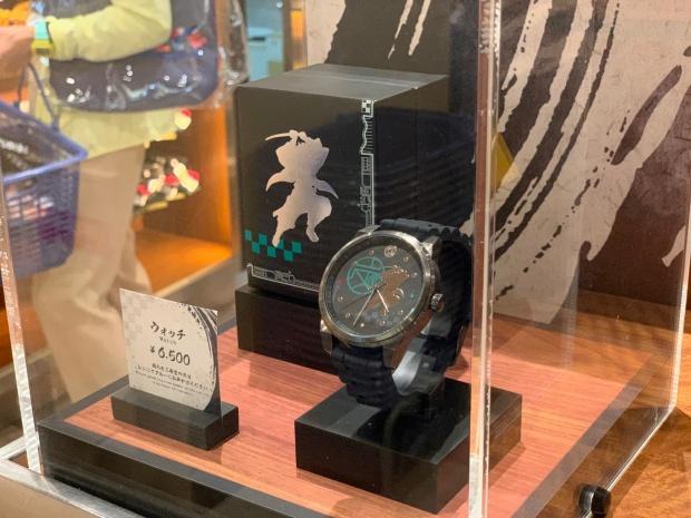 炭治郎の腕時計