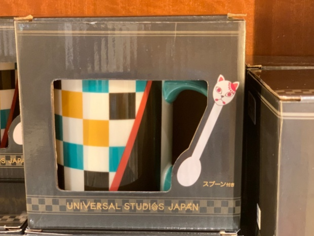 スプーン付きマグカップ