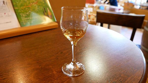 丹波ワインの貴腐ワイン