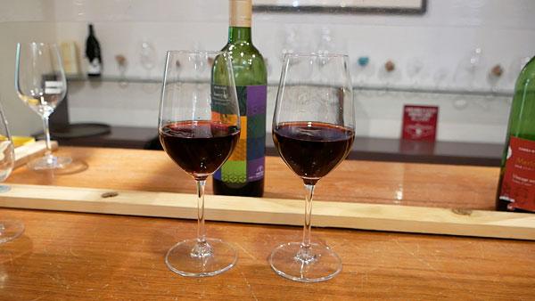 丹波ワインの無料試飲ワインを購入
