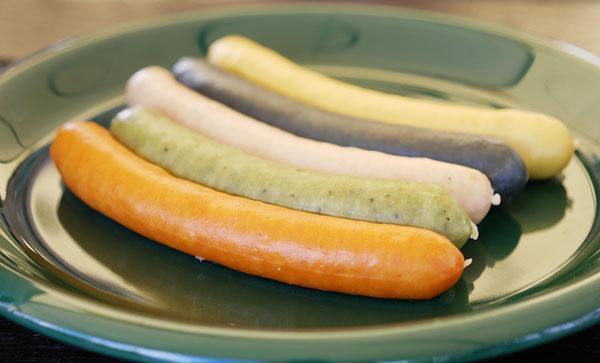 野菜ソーセージ